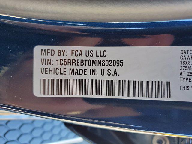 2021 Ram 1500 Quad Cab 4x2, Pickup #M02095 - photo 34