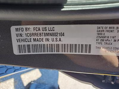 2021 Ram 1500 Quad Cab 4x2, Pickup #M02104 - photo 33