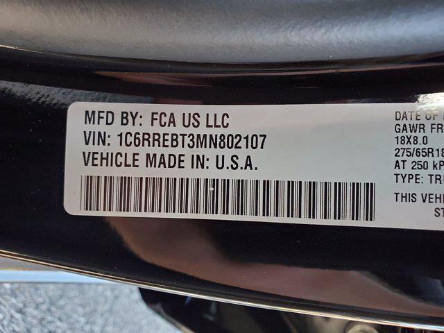 2021 Ram 1500 Quad Cab 4x2, Pickup #M02107 - photo 33