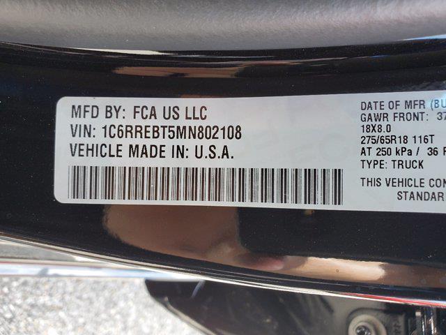 2021 Ram 1500 Quad Cab 4x2, Pickup #M02108 - photo 33