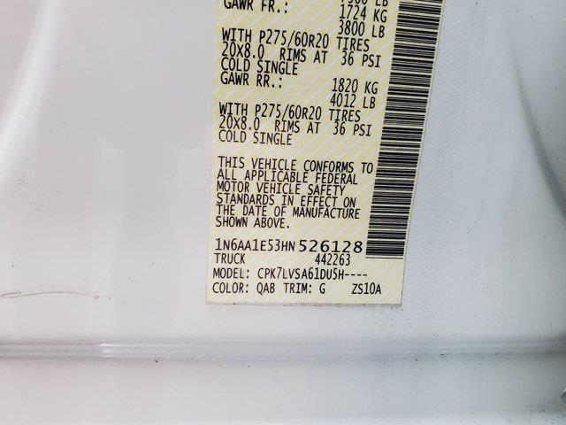 2017 Titan Crew Cab 4x4,  Pickup #M06914A - photo 39
