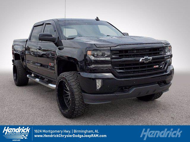 2016 Chevrolet Silverado 1500 Crew Cab 4x4, Pickup #M17382C - photo 1
