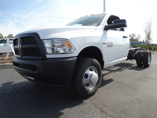 2017 Ram 3500 Regular Cab DRW, Cab Chassis #M20139 - photo 8