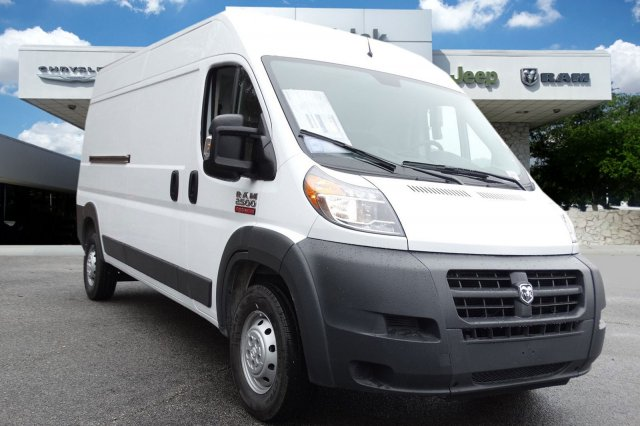2017 ProMaster 2500 High Roof, Cargo Van #M20198 - photo 3