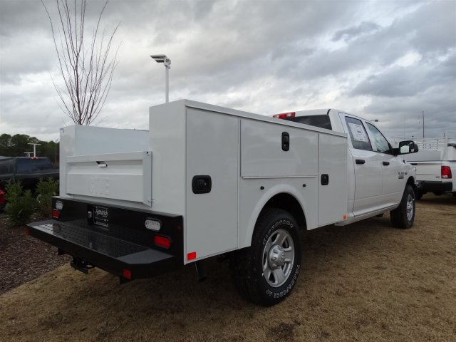 2017 Ram 2500 Crew Cab, Commercial Truck & Van Equipment Service Body #M20464 - photo 2