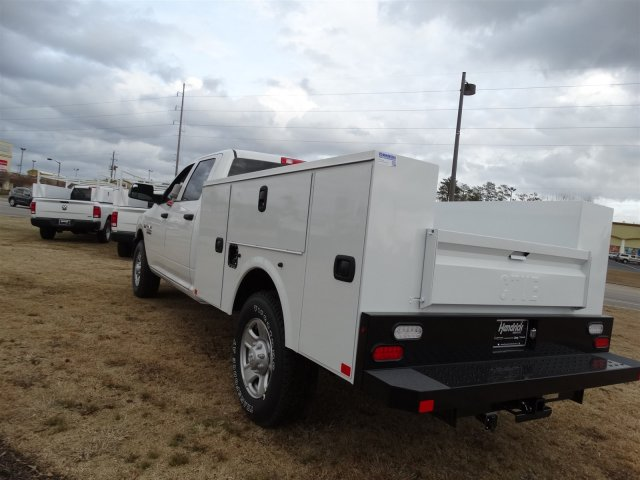 2017 Ram 2500 Crew Cab, Commercial Truck & Van Equipment Service Body #M20464 - photo 4