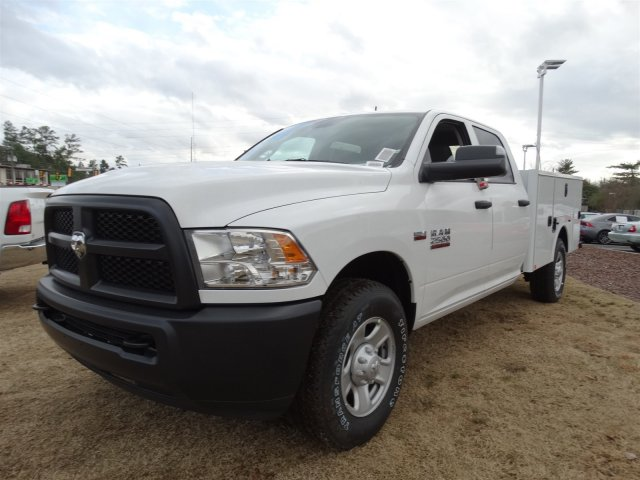 2017 Ram 2500 Crew Cab, Commercial Truck & Van Equipment Service Body #M20464 - photo 3