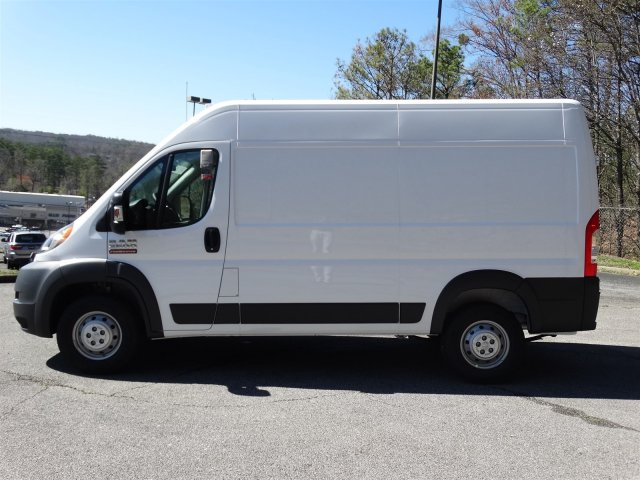 2017 ProMaster 2500 High Roof, Cargo Van #M20635 - photo 9