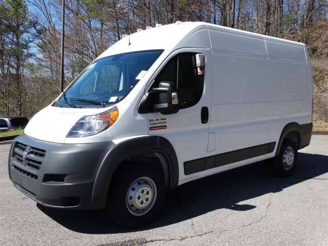 2017 ProMaster 2500 High Roof, Cargo Van #M20635 - photo 3