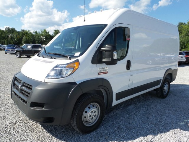 2017 ProMaster 2500 High Roof, Cargo Van #M21103 - photo 8