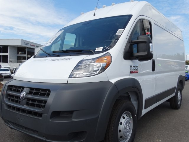 2017 ProMaster 2500 High Roof, Cargo Van #M21114 - photo 10