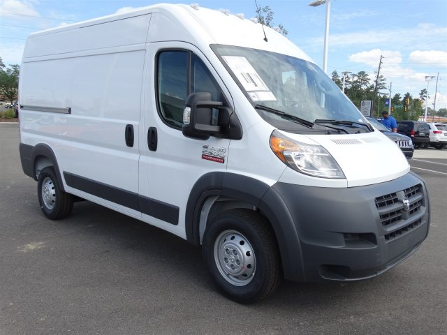 2017 ProMaster 2500 High Roof, Cargo Van #M21114 - photo 40