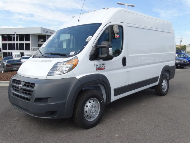 2017 ProMaster 2500 High Roof, Cargo Van #M21114 - photo 8