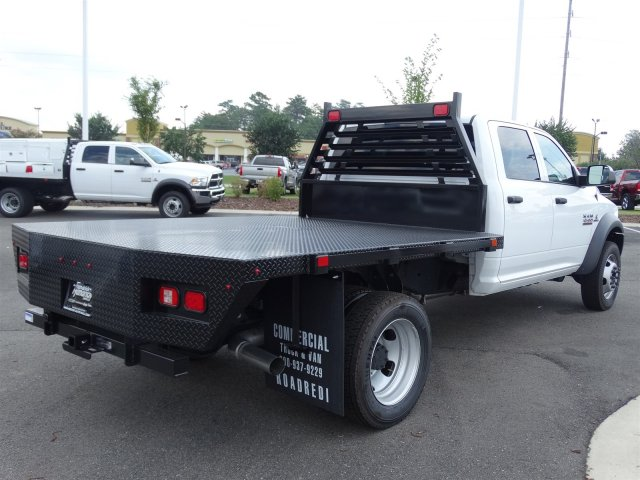 2017 Ram 4500 Crew Cab DRW, Commercial Truck & Van Equipment Platform Body #M21180 - photo 2