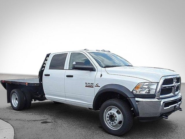 2017 Ram 4500 Crew Cab DRW, Commercial Truck & Van Equipment Platform Body #M21180 - photo 46