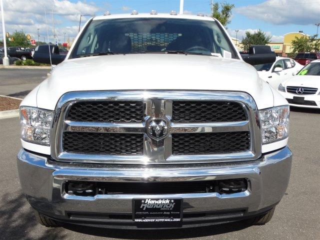 2017 Ram 3500 Crew Cab DRW, Platform Body #M21361 - photo 7