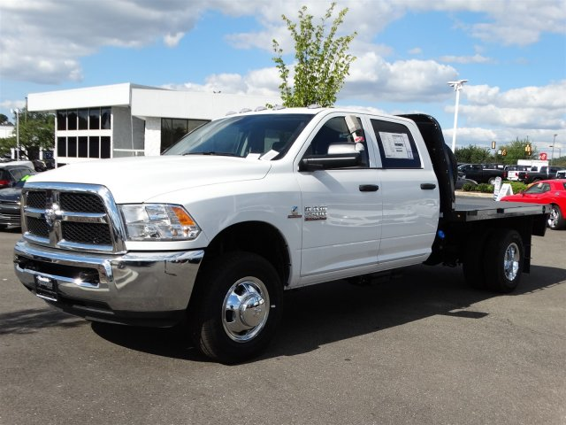 2017 Ram 3500 Crew Cab DRW, Platform Body #M21361 - photo 6