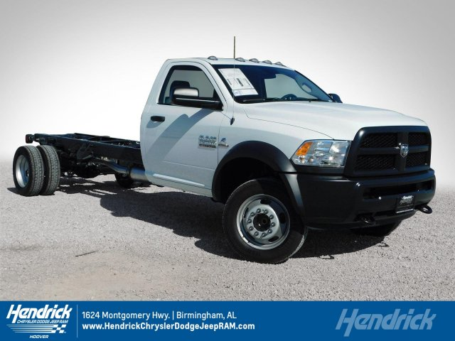 2018 Ram 5500 Regular Cab DRW 4x2,  Cab Chassis #M30125 - photo 1