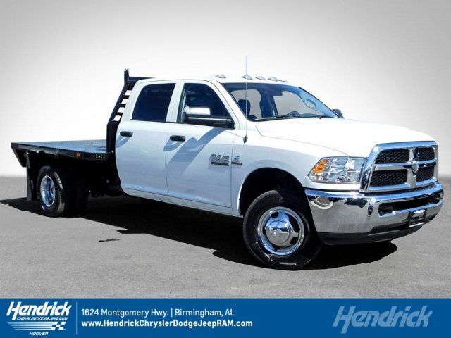 2018 Ram 3500 Crew Cab DRW, Platform Body #M30148 - photo 1