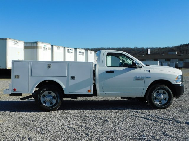 2018 Ram 2500 Regular Cab 4x2,  Warner Service Body #M30227 - photo 4