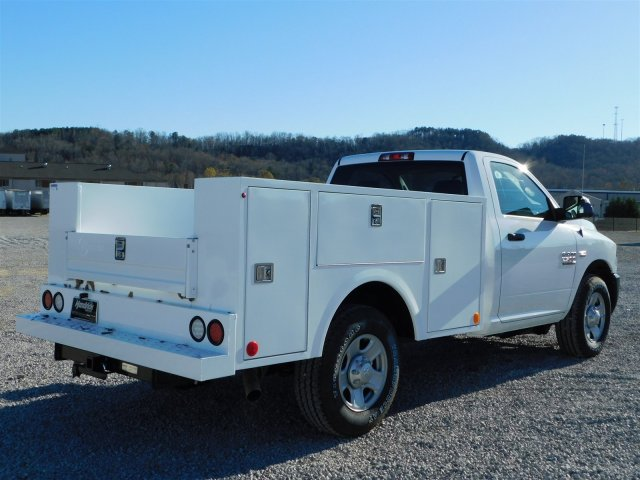 2018 Ram 2500 Regular Cab, Service Body #M30227 - photo 2