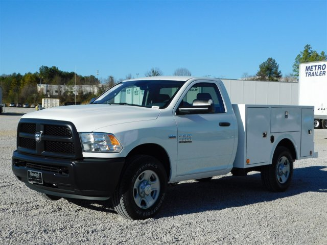 2018 Ram 2500 Regular Cab 4x2,  Warner Service Body #M30227 - photo 8