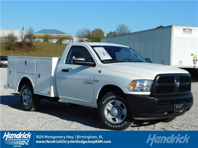 2018 Ram 2500 Regular Cab, Service Body #M30227 - photo 1