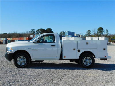 2018 Ram 2500 Regular Cab, Service Body #M30227 - photo 7