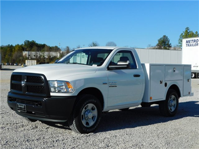2018 Ram 2500 Regular Cab, Service Body #M30227 - photo 8