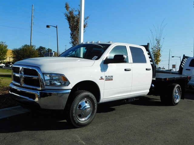 2018 Ram 3500 Crew Cab DRW 4x4 Platform Body #M30232 - photo 8