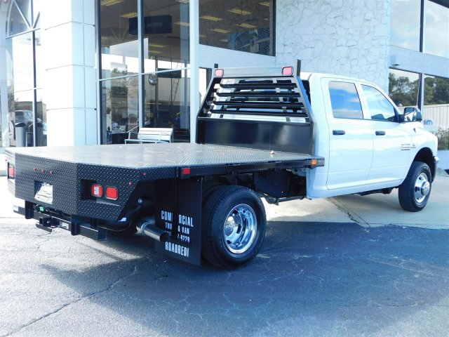 2018 Ram 3500 Crew Cab DRW 4x4,  Commercial Truck & Van Equipment Platform Body #M30233 - photo 2