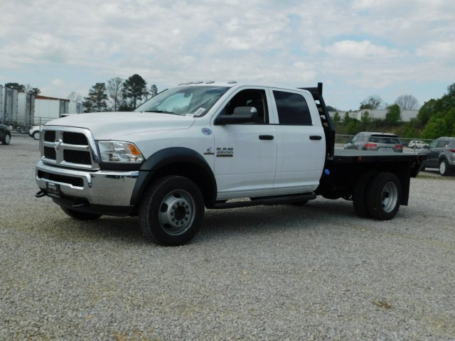 2018 Ram 4500 Crew Cab DRW 4x4,  Commercial Truck & Van Equipment Platform Body #M30562 - photo 8