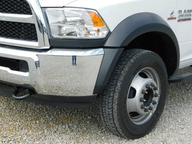 2018 Ram 4500 Crew Cab DRW 4x4,  Commercial Truck & Van Equipment Platform Body #M30562 - photo 10