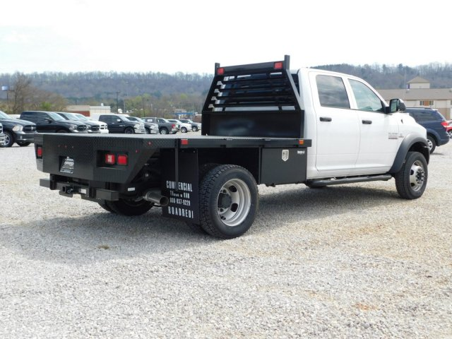 2018 Ram 4500 Crew Cab DRW 4x4,  Commercial Truck & Van Equipment Platform Body #M30562 - photo 2