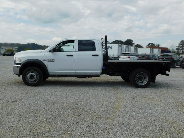 2018 Ram 4500 Crew Cab DRW 4x4,  Commercial Truck & Van Equipment Platform Body #M30562 - photo 7