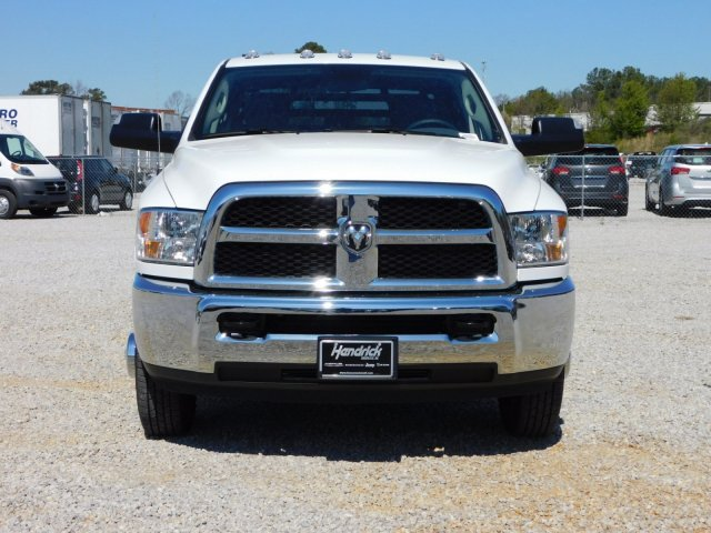 2018 Ram 3500 Crew Cab DRW 4x2,  Commercial Truck & Van Equipment Platform Body #M30581 - photo 9