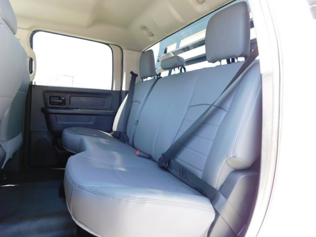 2018 Ram 3500 Crew Cab DRW 4x2,  Commercial Truck & Van Equipment Platform Body #M30581 - photo 25