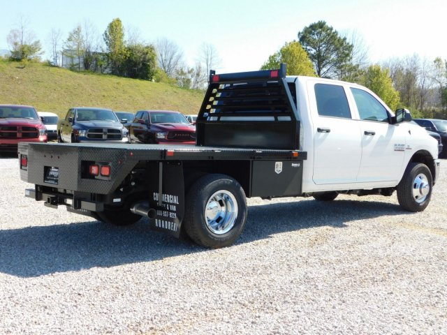 2018 Ram 3500 Crew Cab DRW 4x2,  Commercial Truck & Van Equipment Platform Body #M30581 - photo 2