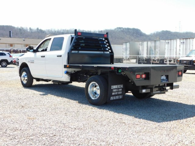 2018 Ram 3500 Crew Cab DRW 4x2,  Commercial Truck & Van Equipment Platform Body #M30581 - photo 6
