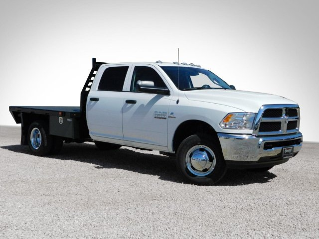 2018 Ram 3500 Crew Cab DRW 4x2,  Commercial Truck & Van Equipment Platform Body #M30581 - photo 41