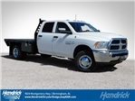 2018 Ram 3500 Crew Cab DRW 4x2,  Commercial Truck & Van Equipment Platform Body #M30581 - photo 1