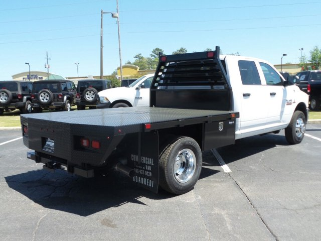 2018 Ram 3500 Crew Cab DRW 4x2,  Commercial Truck & Van Equipment Platform Body #M30582 - photo 2