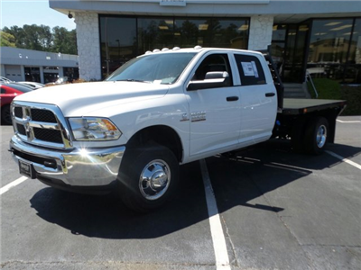 2018 Ram 3500 Crew Cab DRW, Platform Body #M30582 - photo 7