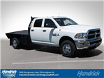 2018 Ram 3500 Crew Cab DRW 4x2,  Commercial Truck & Van Equipment Platform Body #M30582 - photo 1