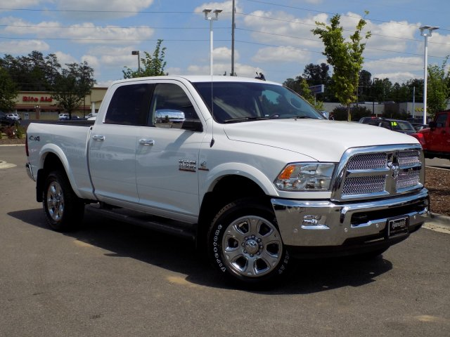 2018 Ram 2500 Crew Cab 4x4, Pickup #M30722 - photo 28