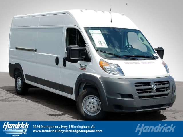 2018 ProMaster 2500 High Roof FWD,  Empty Cargo Van #M31067 - photo 1