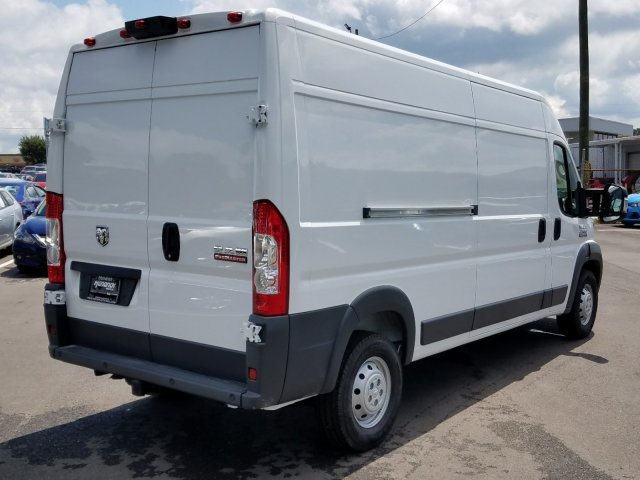 2018 ProMaster 2500 High Roof FWD,  Empty Cargo Van #M31067 - photo 4