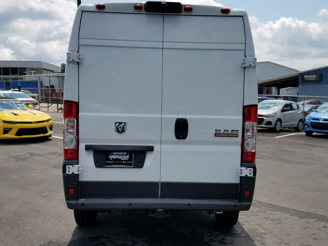 2018 ProMaster 2500 High Roof FWD,  Empty Cargo Van #M31067 - photo 5
