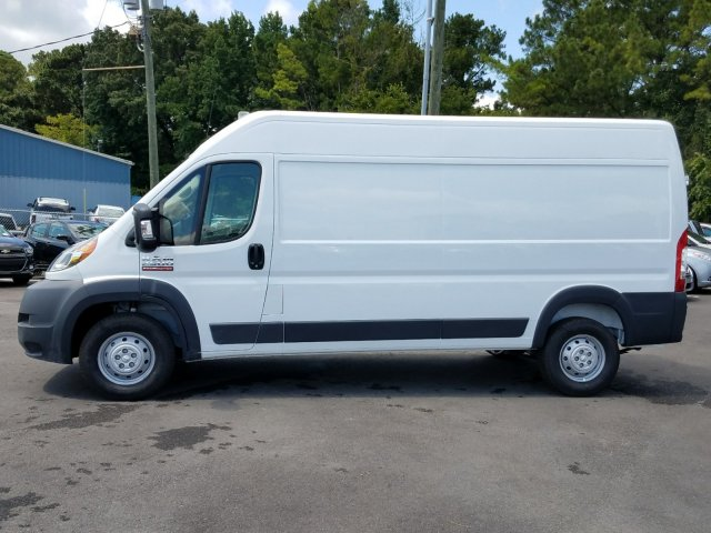2018 ProMaster 2500 High Roof FWD,  Empty Cargo Van #M31067 - photo 7