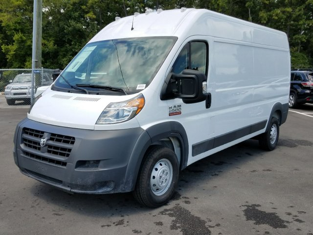 2018 ProMaster 2500 High Roof FWD,  Empty Cargo Van #M31067 - photo 8